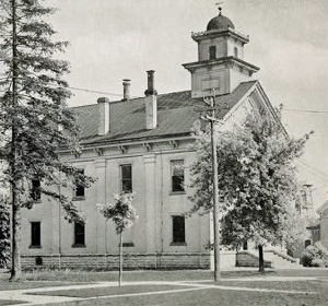 Allamakee County Courthouse (courtesy