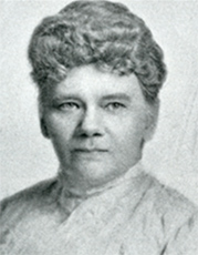 Mary Alicia Owen observed and wrote about the Green Corn Dance in 1897 (Missouri Historical society)
