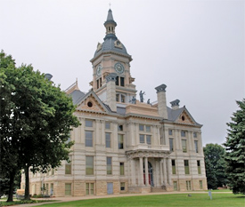 Both trials were held in the Marshall County Courthouse.