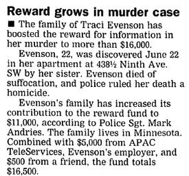 from the Cedar Rapids Gazette