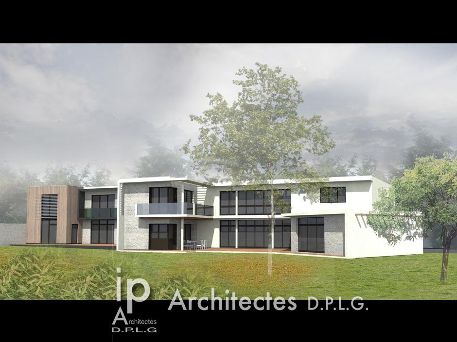 CONSTRUCTION DE 2 MAISONS INDIVIDUELLES FONTAINEBLEAU