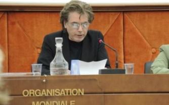 Composer Jean-Michel Jarre addresses WIPO side event