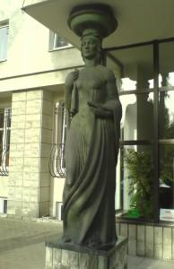 Polish_Patent_Office_sculpture