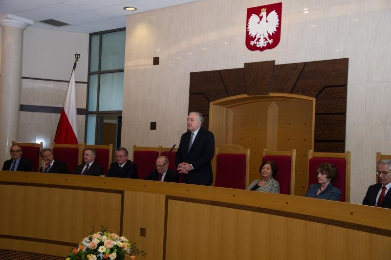 Poland's Constitutional Court - photo credit: Jan Bogacz_BTK trybunal gov pl