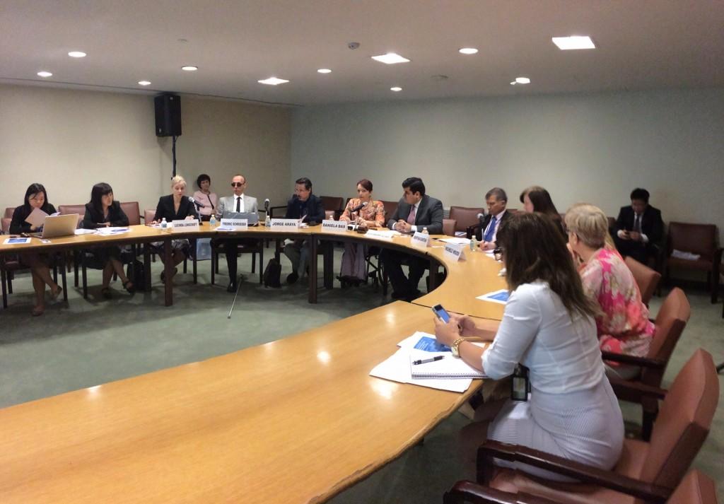 Panellists discuss WIPO Marrakesh Treaty at UN NY