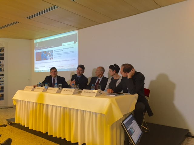 WIPO innovation panel