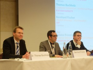 Berlin IP Summit panel