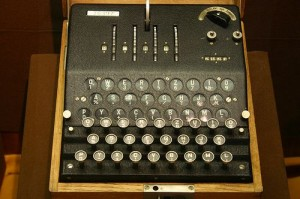Enigma codebreaker machine