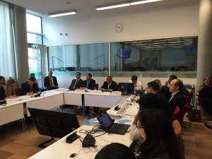 Side event a WIPO yesterday presenting new report