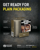 Get ready for plain packaging