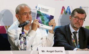 OECD Secretary Genera Angel Gurria