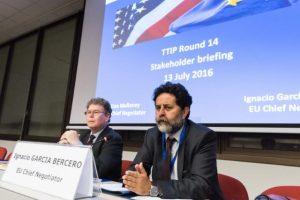 TTIP chief negotiators
