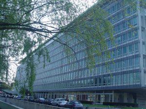 WHO headquarters
