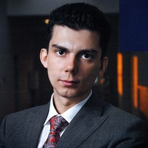 Maxim Ryabyko, head of the Russian Association for the Protection of Copyright on the Internet