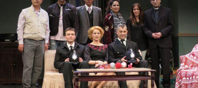 Διάκριση της θεατρικής ομάδας «θεατρόPOLICE»  της Τ.Δ. Ακαρνανίας