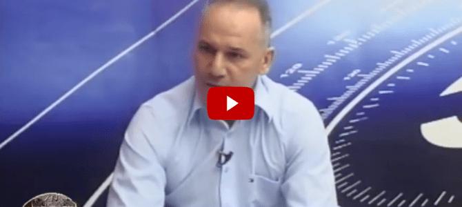 Συνέντευξη προέδρου Τ.Δ. Χαλκιδικής για την Ημερίδα «Ασφαλής πλοήγηση στο διαδίκτυο»