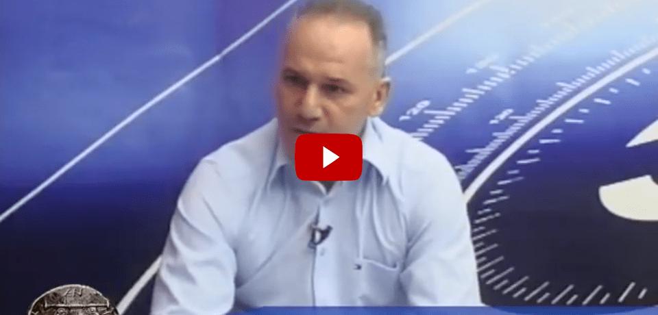 """Συνέντευξη προέδρου Τ.Δ. Χαλκιδικής για την Ημερίδα «Ασφαλής πλοήγηση στο διαδίκτυο"""""""