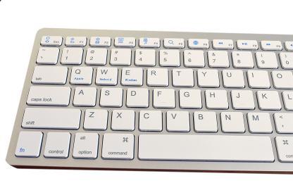 ipad wit toetsenbord draadloos bluetooth 3.0