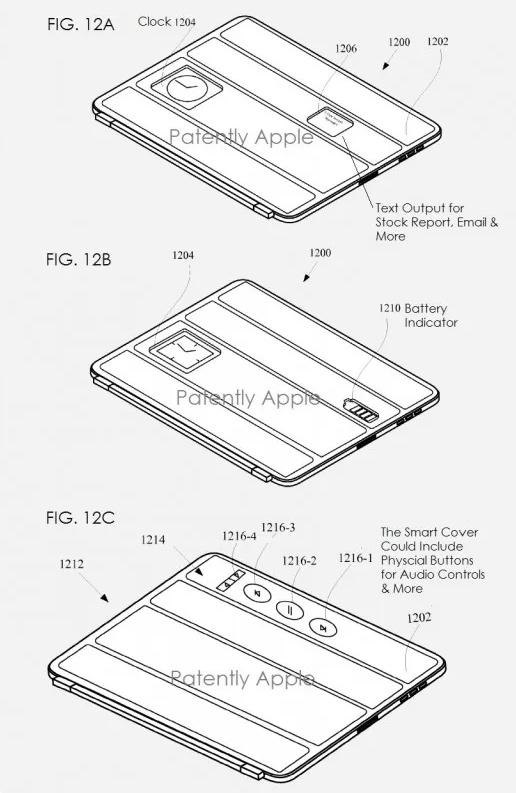 Apple deposita un nuovo brevetto per la Smart Cover per iPad