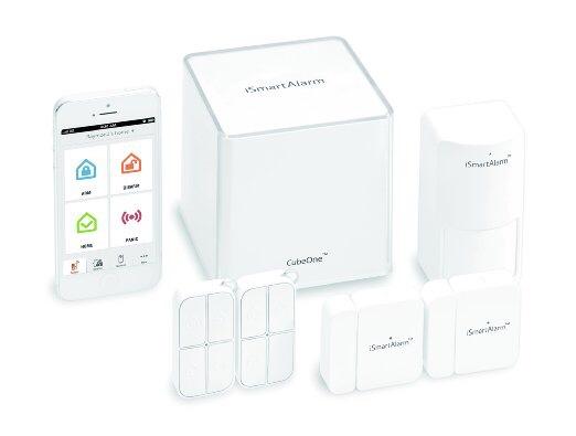 iSmart Alarm, il sistema di sicurezza che si controlla