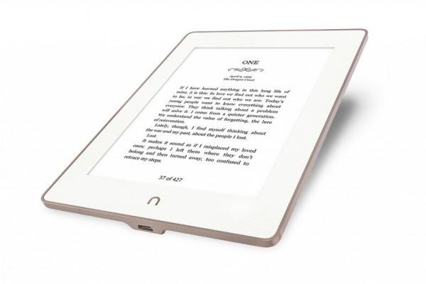 NOOK Glowlight Plus: e-book reader con 6 settimane di