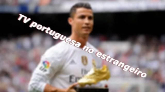 TV portuguesa no estrangeiro