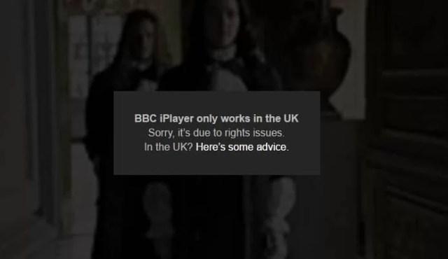 BBC fight on VPNs