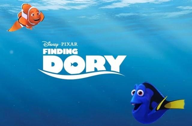 Finding Dory on Netflix