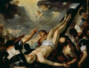 Luca_Giordano_-_Crucifixion_of_St_Peter
