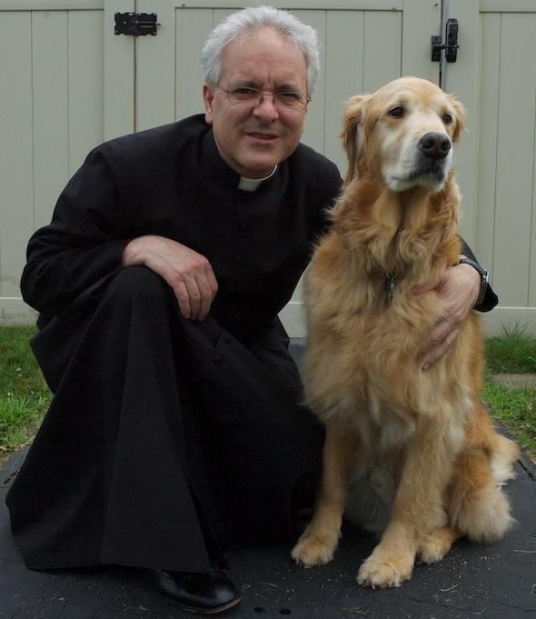 Mickey & Father Finelli