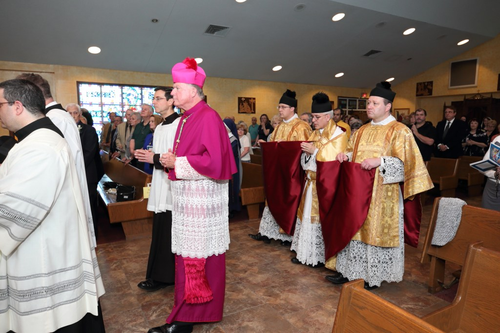 25th Anniversary Celebration of Fr. Jay Finelli