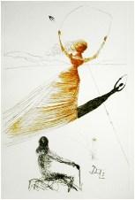 Salvador Dali : Alice au pays des merveilles 1