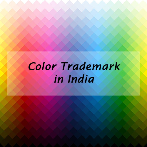 Color Trademark in India