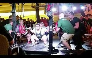 Matt Sohmer squat 3_2015