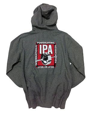 IPA TRIBAL DESIGN SWEATSHIRTS Women - gray - back