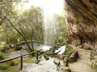 La Reserva Puig de Galatzo di Maiorca , parco naturale e parco avventura insieme