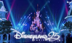 Disneyland Paris celebrerà quest'anno il suo 25° anniversario: ecco i festeggiamenti e le novità del 2017