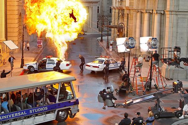 Le sensazionali attrazioni degli Universal Studios Hollywood