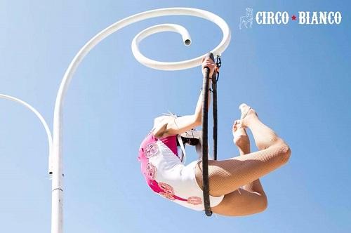 Sabato 4 agosto a Miragica la Notte Bianca del Circo