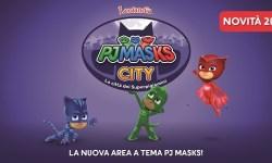 A Leolandia arriva i PJ Masks City, un'area a tema dedicata ai Superpigiamini