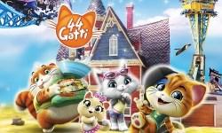 La Casa dei 44 Gatti, la grande novità 2020 di Etnaland