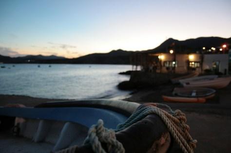 Pesca tradicional en la Isleta del Moro, Cabo de Gata, Almería http://flic.kr/p/eodvdm