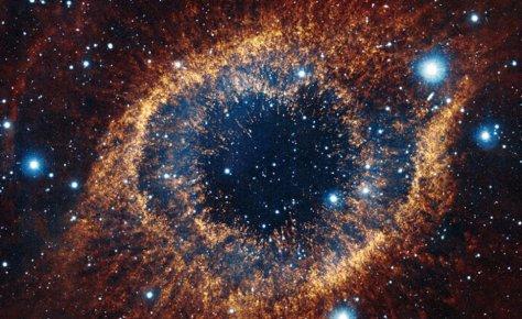 nebulosa de la helice