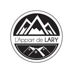 Logotype - L'Appart de Lary - Saint Lary-Soulan - Pyrénées-Atlantiques - Ski - Neige - Montagne