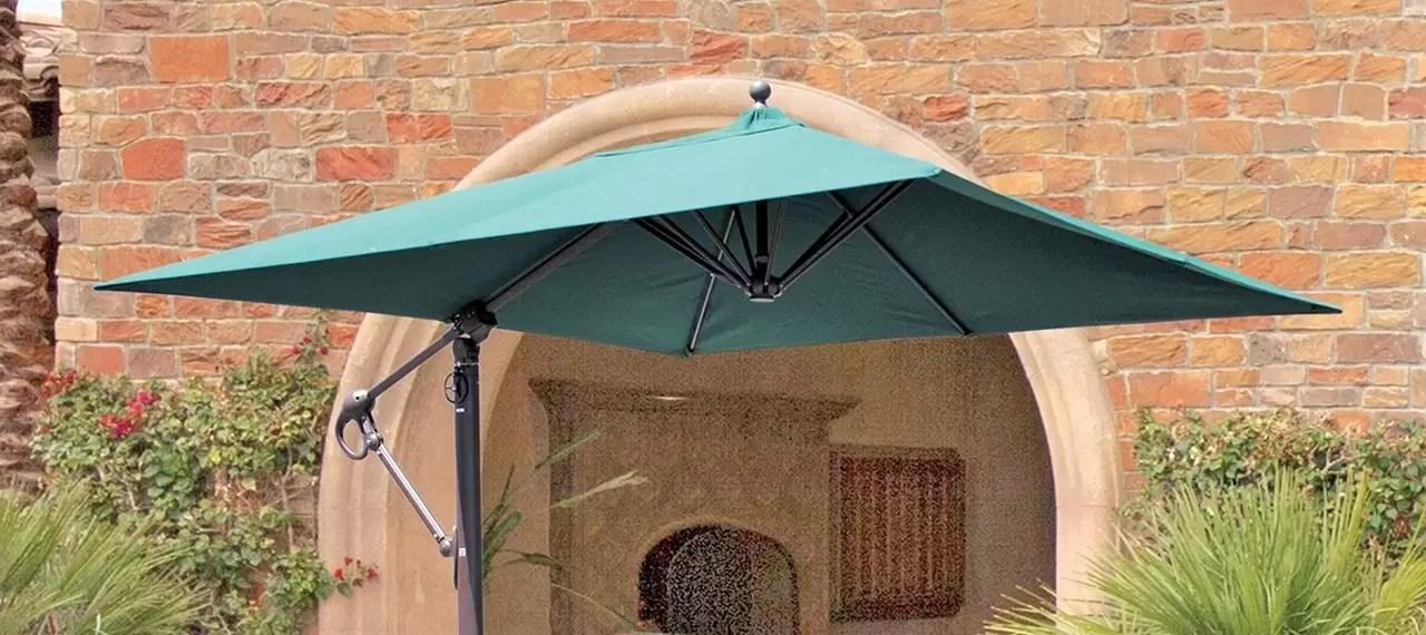 Large Patio Umbrellas for that Big Look