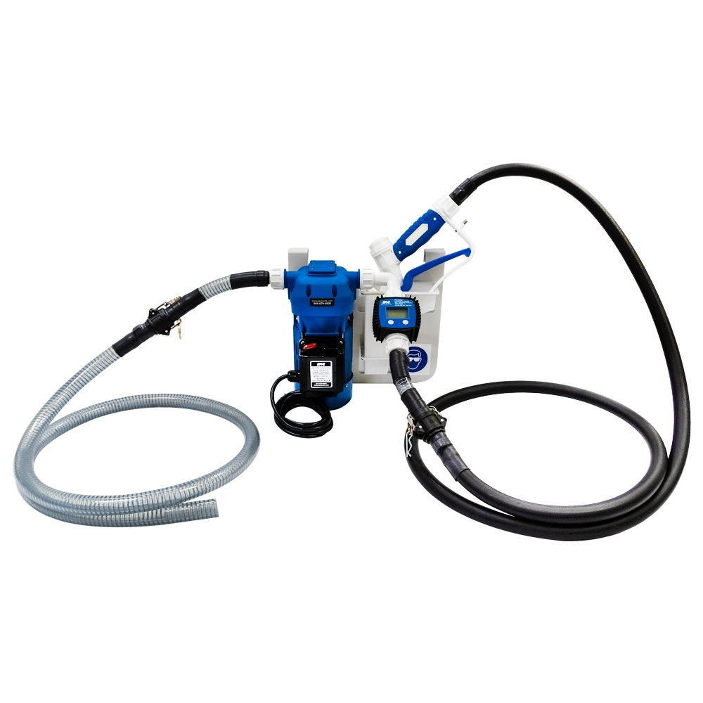 diesel exhaust fluid def transfer system 120v ac