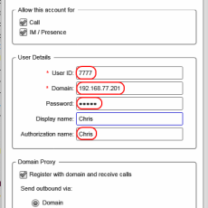 CUCME – Sample Configuration for Cisco SIP trunk – VoIP ms