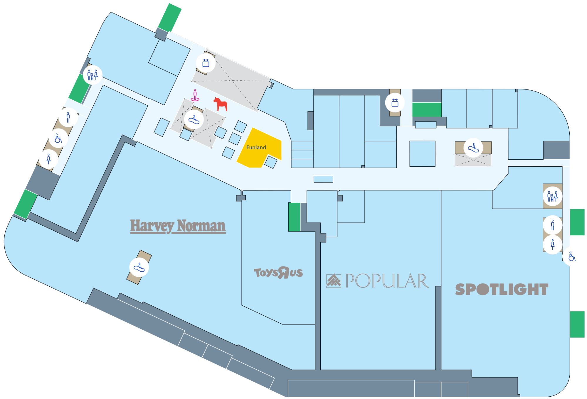 hight resolution of power plant mall layout