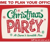 plan christmas party