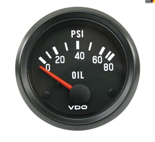 small resolution of vdo oil pressure gauge 0 80 psi